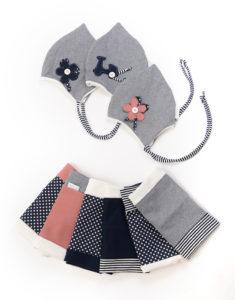 berretti elfo, scalda collo, organic Cotton, organic baby, inverno, nuova collezione